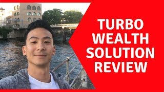 Turbo Wealth Solution Review - Is This Even Worth The Time??