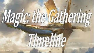 Magic: the Gathering Timeline