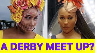 RHOA NEWS! Did Nene Leakes and Cynthia Bailey Meet At Kentucky Derby? NEW Filming Date Is Revealed!