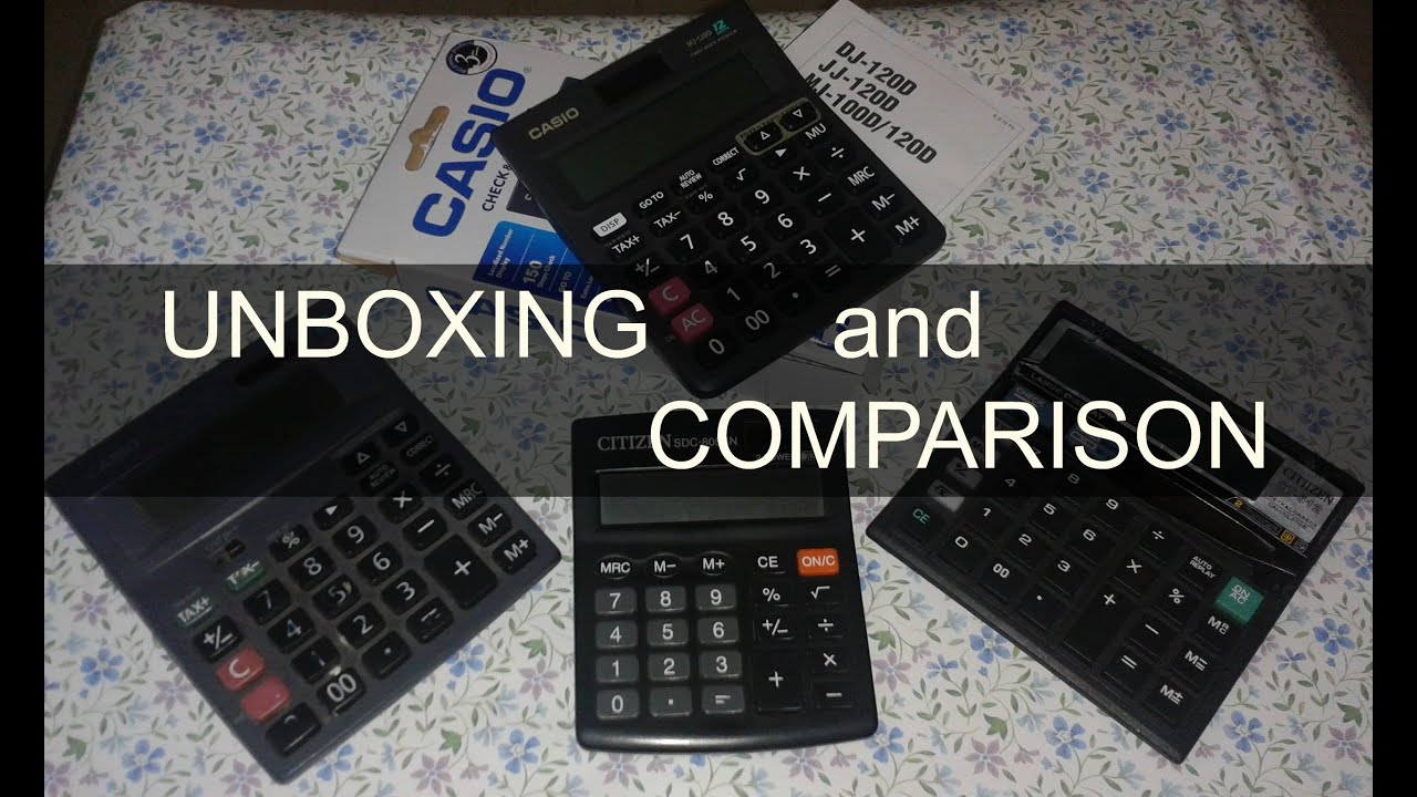Best Casio Calculator Casio Mj-120d Best Calculator