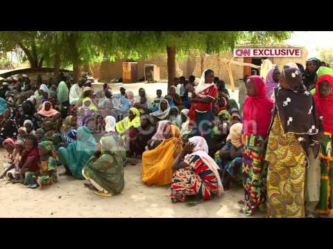 CNN EXCLUSIVE:BOKO HARAM VIOLENCE AGAINST WOMEN