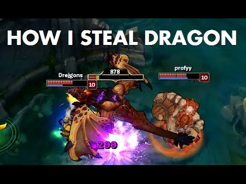 How I Steal Dragon