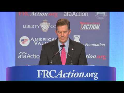 Sen. Jim DeMint at Values Voter Summit 2013