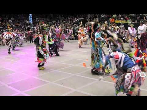 Teen Boys Grass (2) Best 2012 Gathering Of Nations video