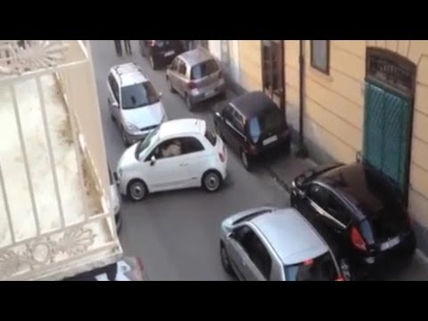 Naples driver's U-turn fiasco causes holdup