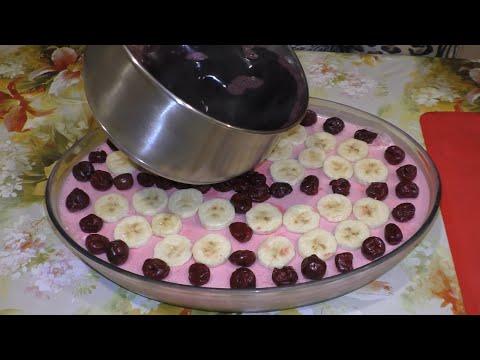 Торт без выпечки, готовим сами, чистый смак!!!