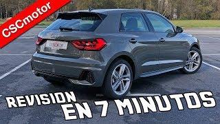 Audi A1   2019   Revisión rápida
