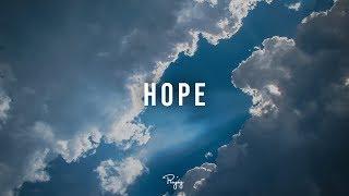 """Hope"" - Storytelling Piano Rap Beat   New Hip Hop Instrumental Music 2019   Raspo #Instrumentals"