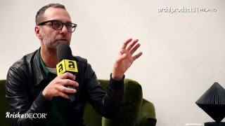 Archiproducts Milano 2016 | Kriskadecor - Diego Grandi