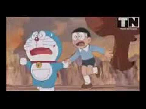 Doraemon and  nobita made earth thumbnail
