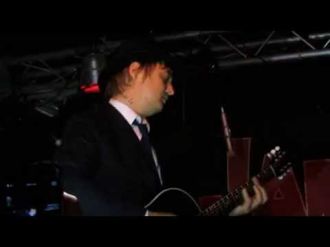 Peter Doherty - Flags Of The Old Regime Live (With Drew McConnell, Adam Falkner & Miki Beavis)