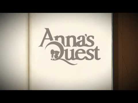 Anna's Quest - Official Teaser ENG