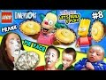 Lets Build & Play LEGO Dimensions #8: KRUSTY PIE IN YOUR FACE...