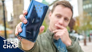 Nokia 9 PureView CAMERA Review...tested on a 3,000 mile USA Road Trip!