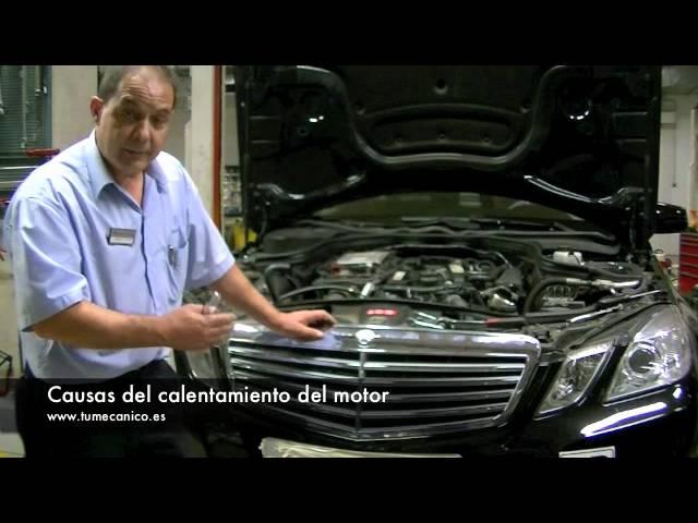 ¿Por qué se calienta el motor? ¿Cómo evitarlo? - YouTube