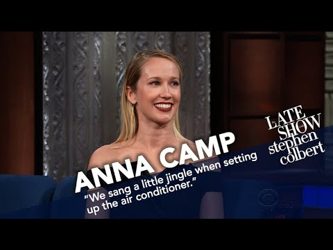 Anna Camp Describes Her 'Pitch Perfect' Marriage