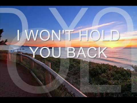 Toto - I Wont Hold You Back