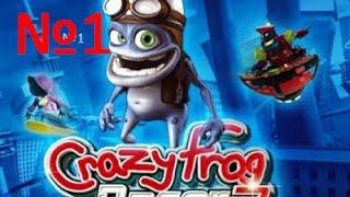 Прохождение игры crazy frog