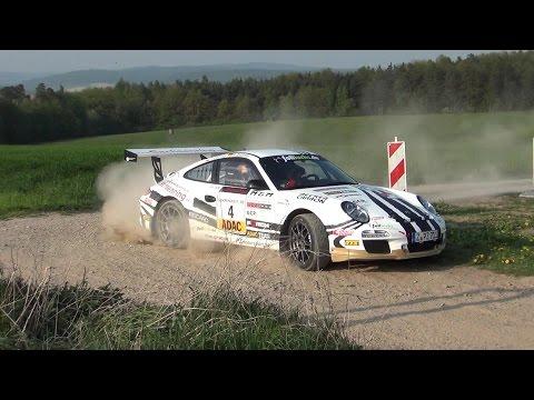 Rally Racing Porsche 911 GT3