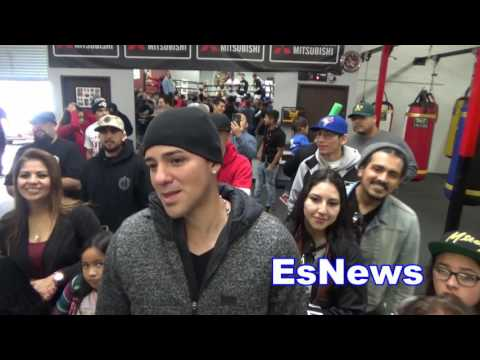 Canelo vs Chavez Jr HUGE moeny fight more than canelo vs ggg EsNews Boxing