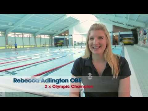 Rebecca Adlington talks about winning Olympic gold