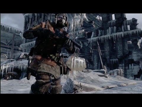 Metro Exodus Trailer - The Game Awards 2017