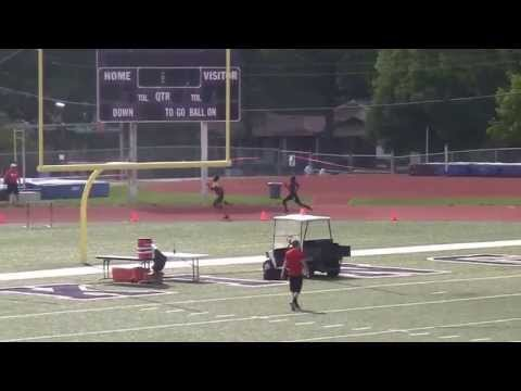 2013 Missouri Sectional 2   Boys  4x400 Hazelwood Central
