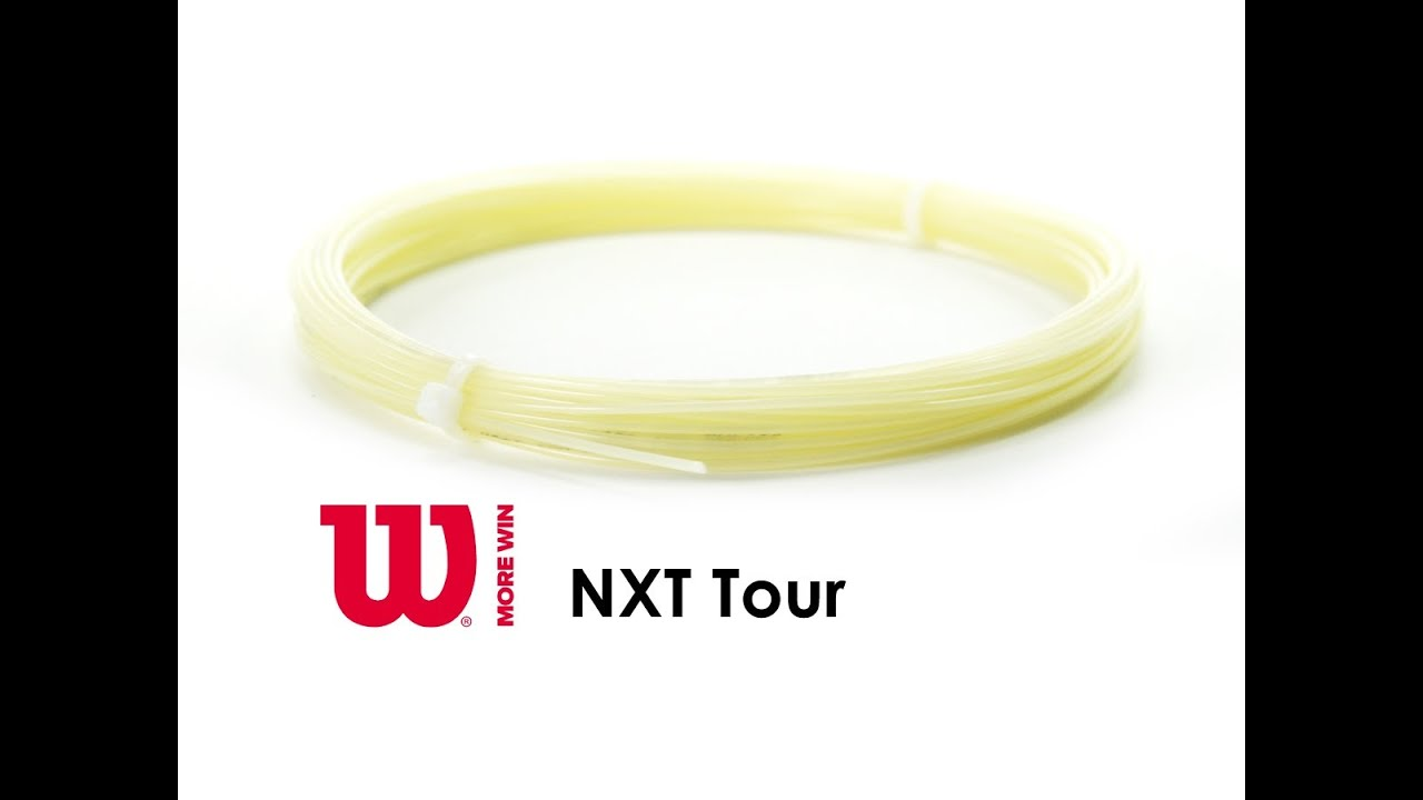 Wilson Nxt Tour  Review