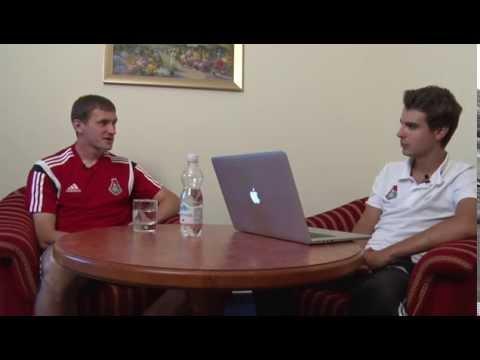 Видеоконференция с Александром Коломейцевым