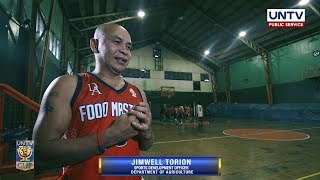 Heart of a Champion: Jimwell Torion of DA Food Masters