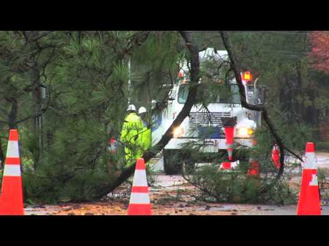 Stay Away from Downed Power Lines