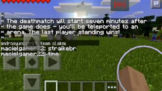 Minecraft pe hunger games bölüm 3