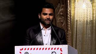 Hundred Hearts Charity Dinner Sachin Joshi