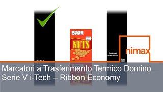 Nimax: Domino SerieV i-Tech - Ribbon Economy