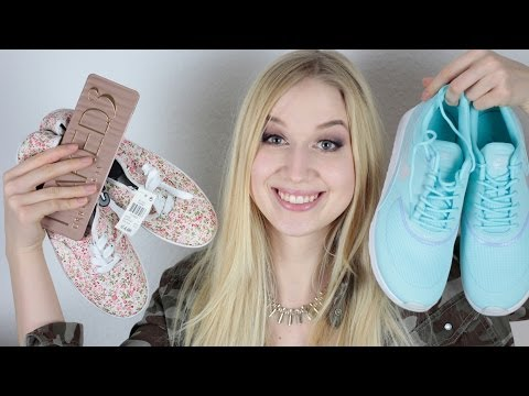 FASHION und BEAUTY Haul – Primark, Zalando, Asos, Naked 3 Palette