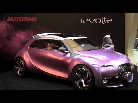 Citroen Revolte concept car by autocar.co.uk