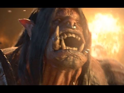 WoW: Warlords of Draenor — Русский CGI трейлер! (HD 1080p) Gamescom 2014