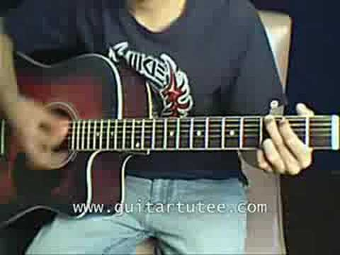 I Will Be (of Avril Lavigne, By Www.guitartutee) video