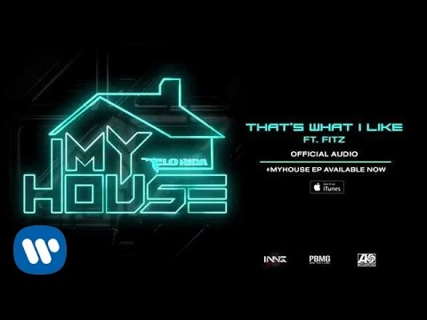 Flo Rida ft. Fitz - That's What I Like [Official Audio]