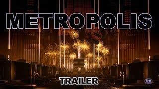 Osamu Tezuka's METROPOLIS Dual Format Trailer