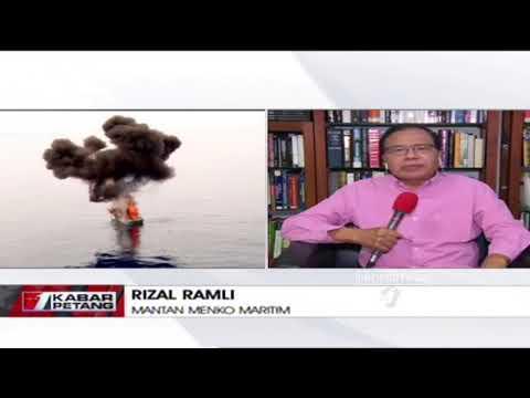 Menko Kemaritiman Minta Susi Pudjiastuti Hentikan Penenggelaman Kapal