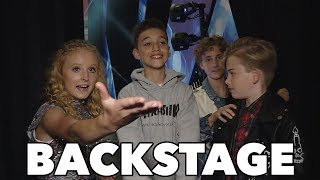 #38 BACKSTAGE FINALE | JUNIORSONGFESTIVAL.NL🇳🇱