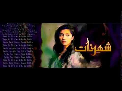 yaar ko humne jaa bajah dekha.Title song of Shehr