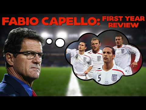 Laureus exclusive interview with Fabio Capello - Reviewing his year as England manager