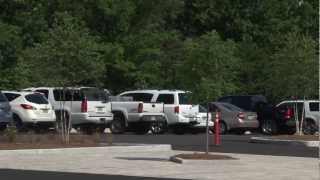 Huntsville Botanical Garden builds Environmentally-Friendly Parking Lot