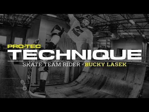 Pro-Tec Technique with Bucky Lasek - Blunt Slide