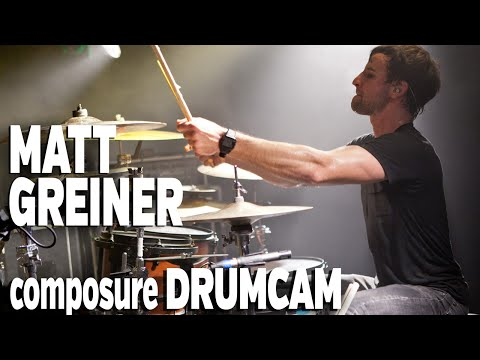 Matt Greiner/August Burns Red: Composure