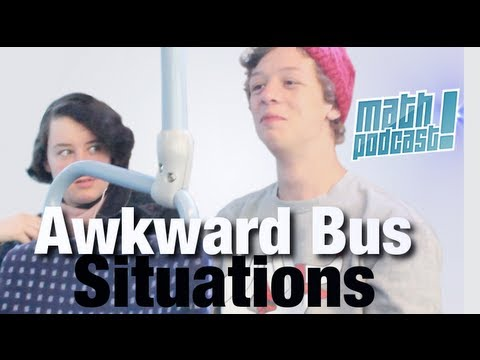 Défi #17 - Awkward Bus Situations
