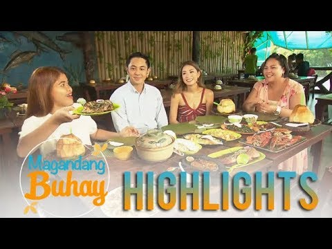 Magandang Buhay: The momshies visit the the famous Sutukil