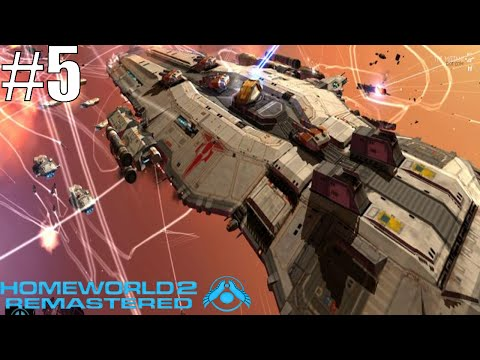 Homeworld 2 Remastered Gameplay Part 5 - The Oracle